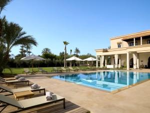 Marrakech, la cité du luxe par excellence