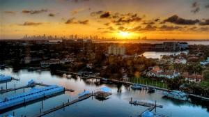 Sous le soleil de Miami