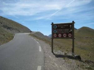 La Cime de la Bonette: le plus haut sommet routier de la France