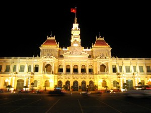 Petite visite de Hô Chi Minh-Ville…