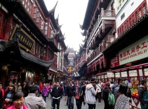 Un Séjour Linguistique de Chinois à Shanghai