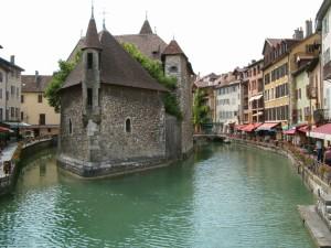 Découvrir Annecy, la «Venise des Alpes» le temps d'un week-end