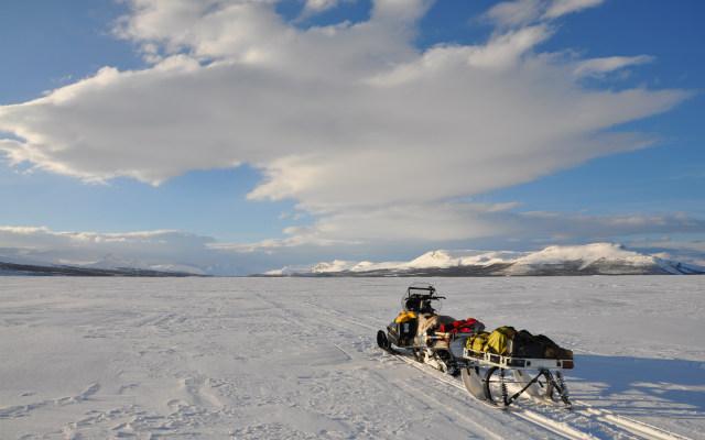 voyage motoneige en famille - Laponie - Planet Ride