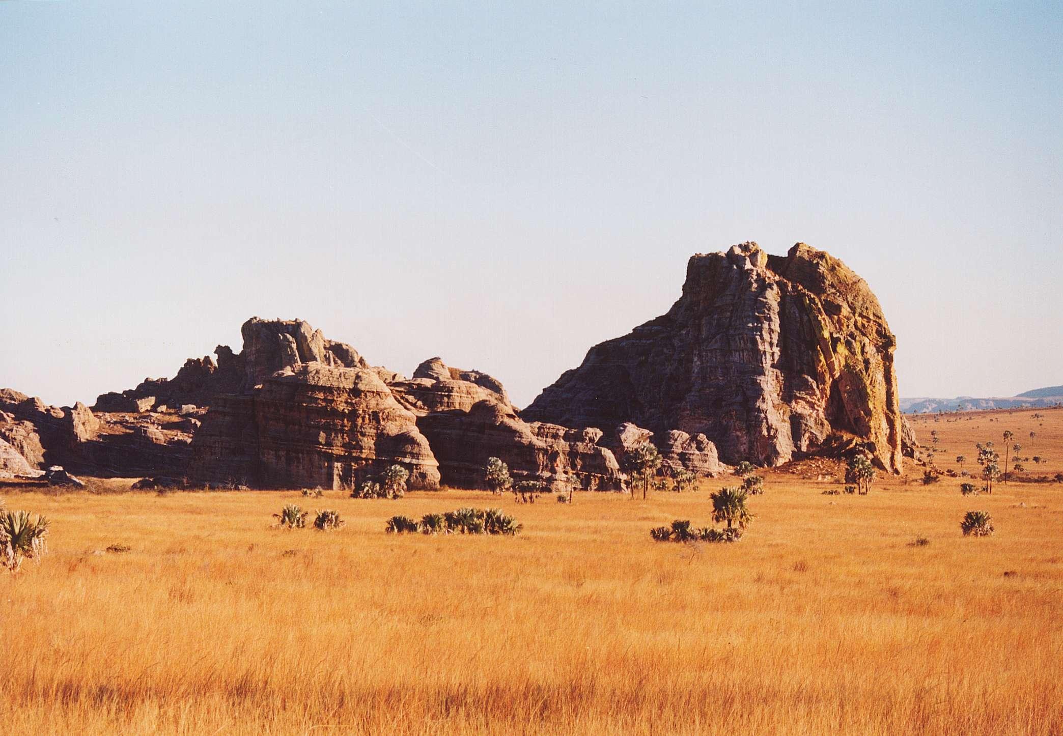 Madagascar-isalo