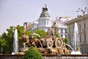 Plaza de Cibeles_idvacance