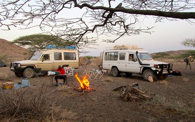 Raid 4x4 au Kenya avec Planet Ride