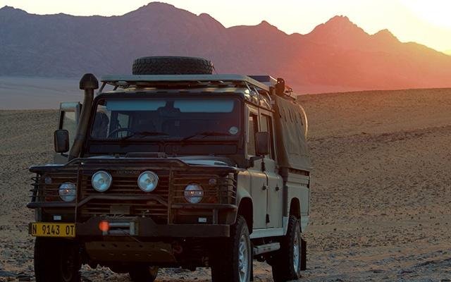 Raid 4x4 en Tanzanie