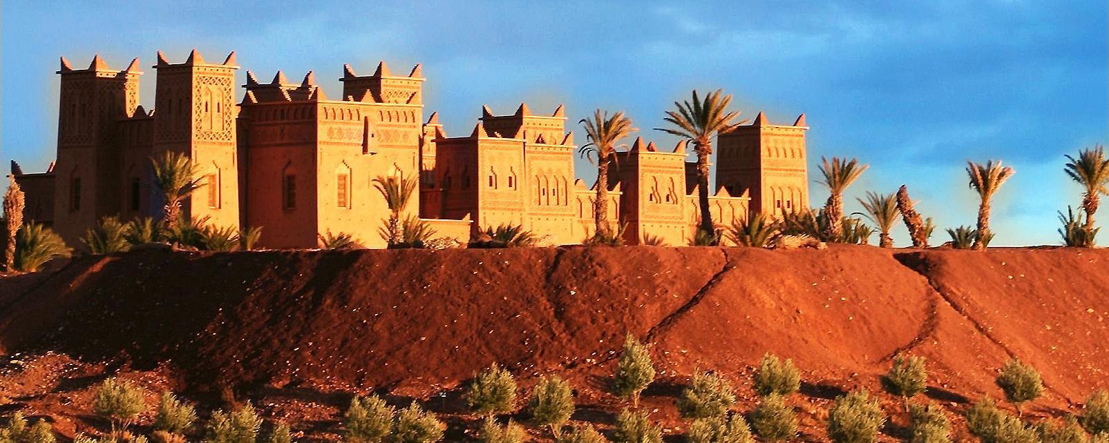 Les 8 lieux à visiter au Maroc
