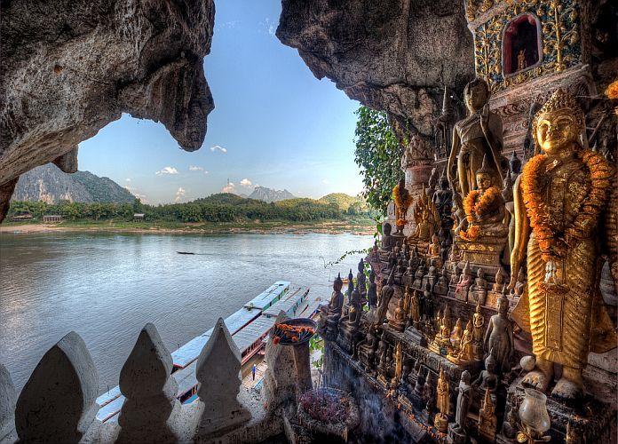 Cambodge et Laos, fenêtres de l'Asie du Sud-est