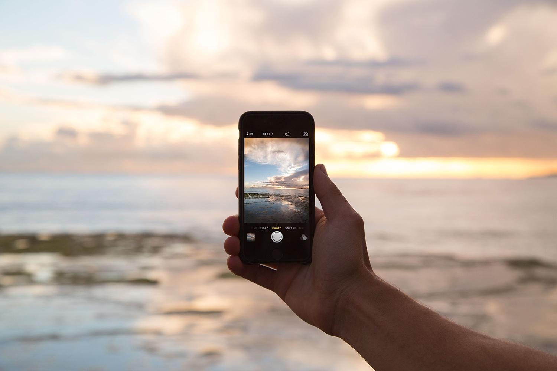 iPhone à l'étranger