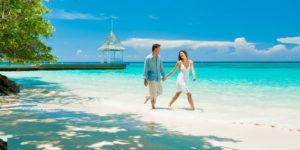 Top 5 des destinations romantiques pour votre lune de miel