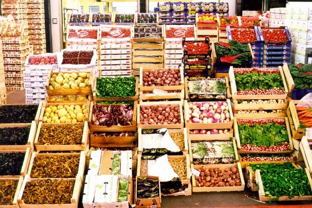 Photo du marché de Rungis