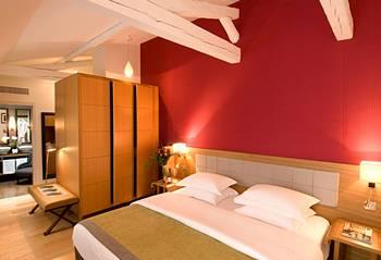 chambre hotel le six