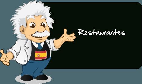 vocabulaire espagnol du restaurant