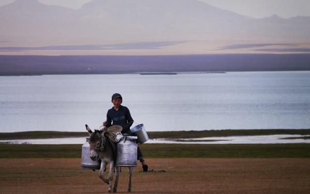 Raid 4x4 au Kirghizistan