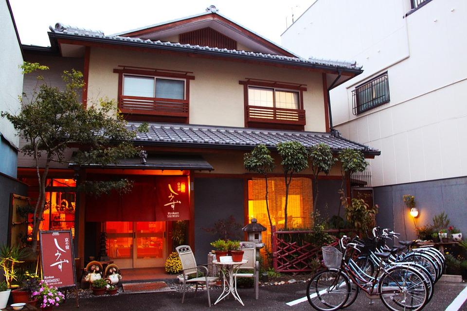 Ryokan - Où dormir au Japon